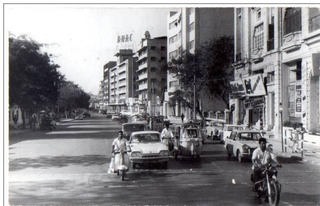 VictoriaRoad1960ZainabMarketArea