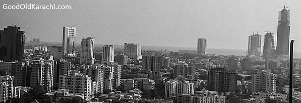 Karachi High Rises Good Old Karachi