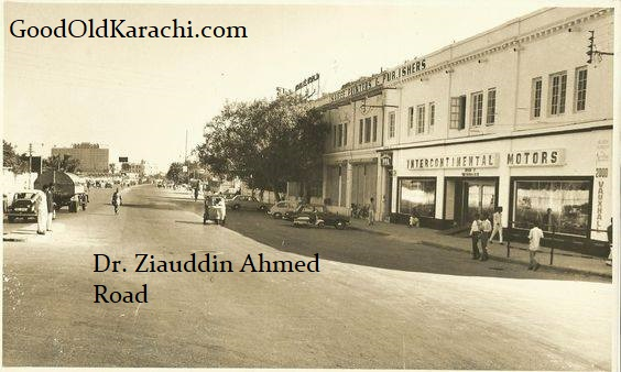 SaifeeHouseZiuddinRoad1960Tag