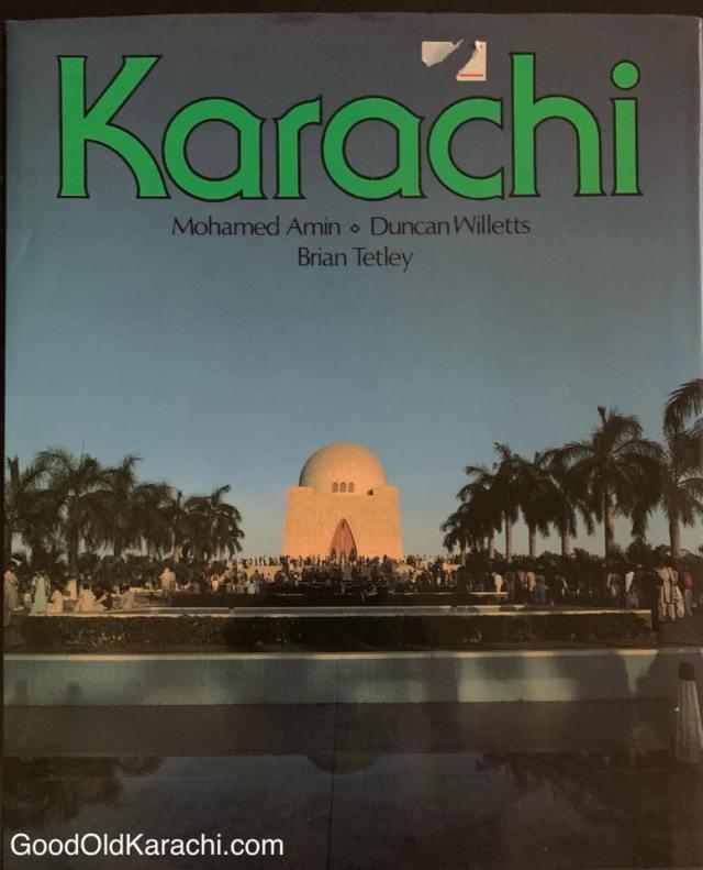 KarachiINPicturesBook1986