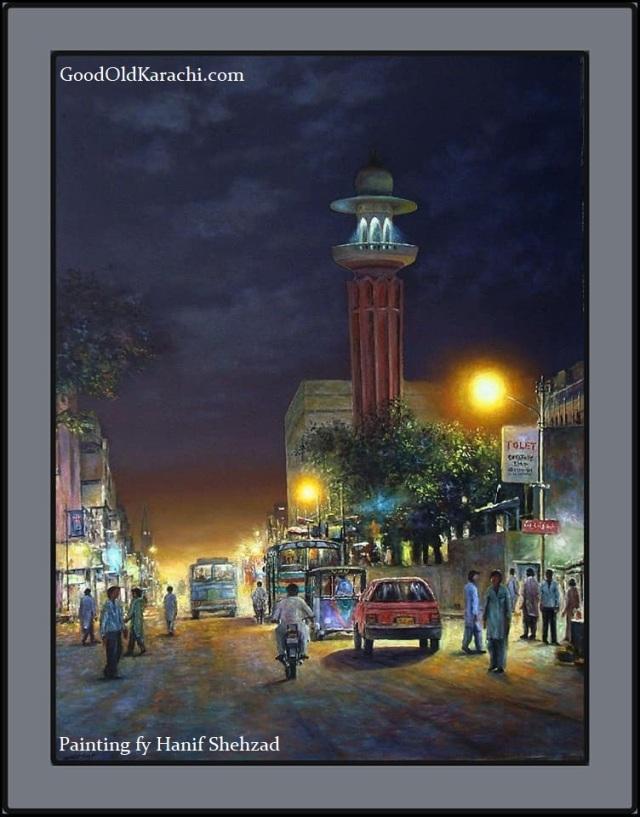 PaintingMemonMasjidShahzad
