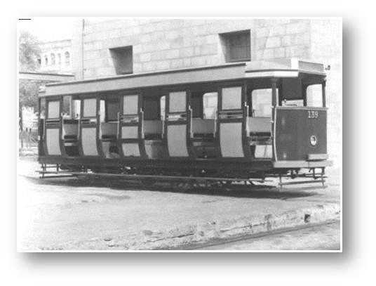 1885 - Tram