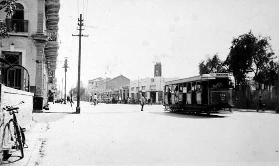 1940 - Tram