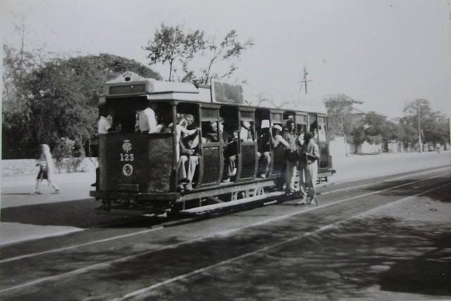 1950 - Tram