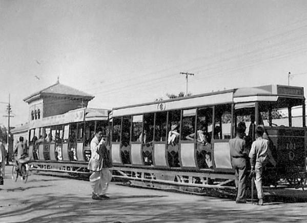 1955 - Tram
