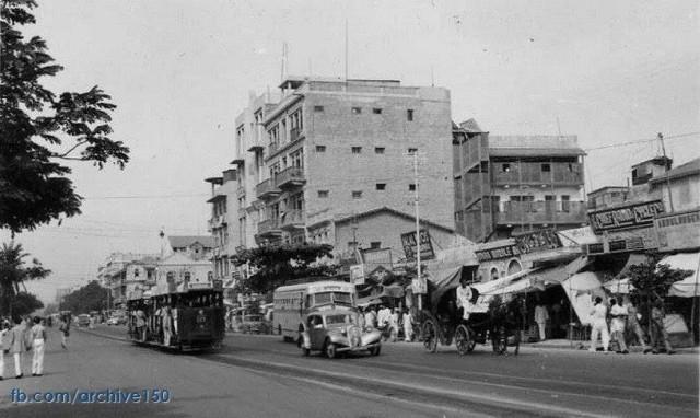 1958 - Tram