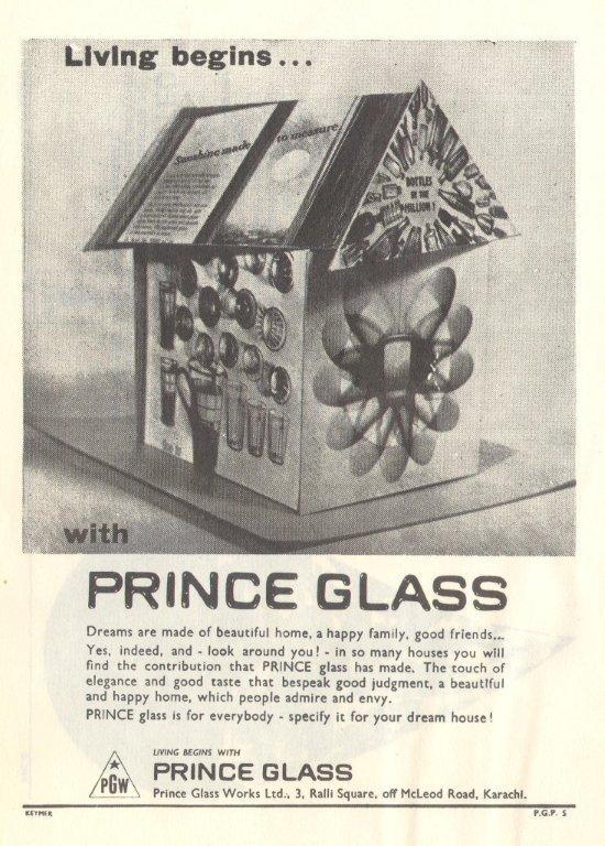 AdvertisementPrinceGlass2011