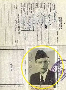 Jinnah's Passport