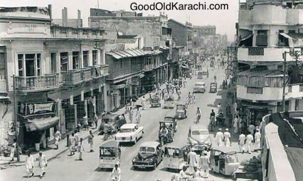 NapierroadKarachi1950