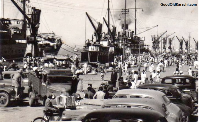 WestWharfKarachi1950s