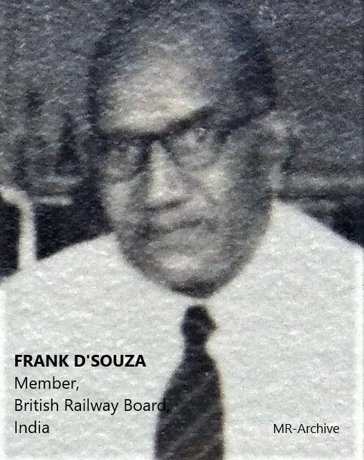 Frank D'Souza PIC