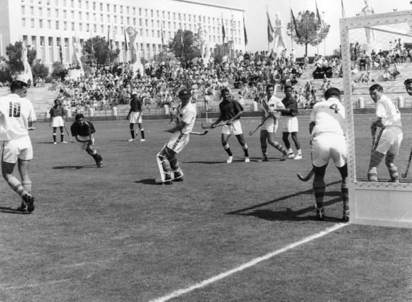HockeyPakAustraliaRomeOlympics1960